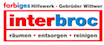 Logo Interbroc Newsletter
